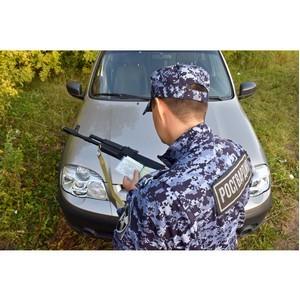Сотрудники Росгвардии и Госкомитета РТ проводят рейды по охотугодьям