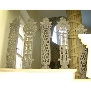Красота лестницы в частном доме