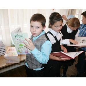 «Ростелеком» и «Аргументы недели» вручили 400 книг воспитанникам школы-интерната в Челябинске