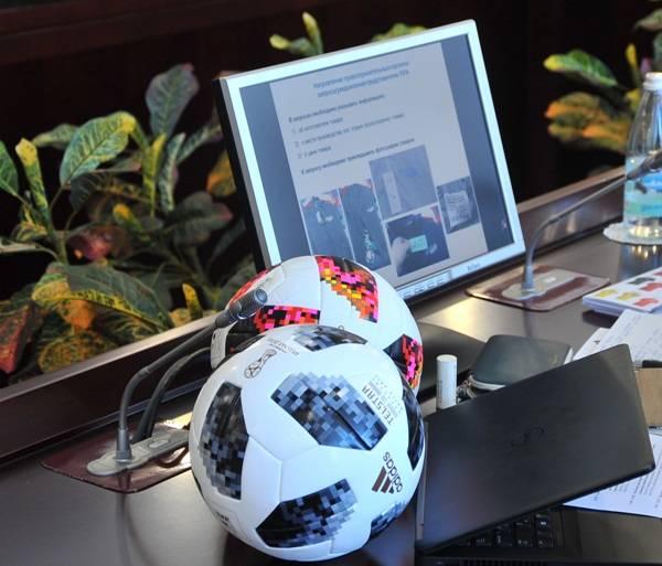 Эксперты прогнозируют увеличение попыток ввоза контрафакта с символикой FIFA