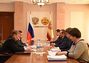 Михаил Игнатьев: «Система обеспечения населения энергоресурсами работает стабильно»