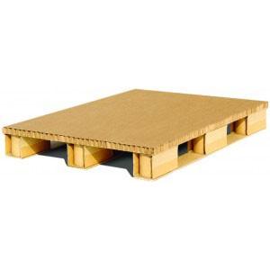 Поддоны на основе сотопанелей из крафт – картона