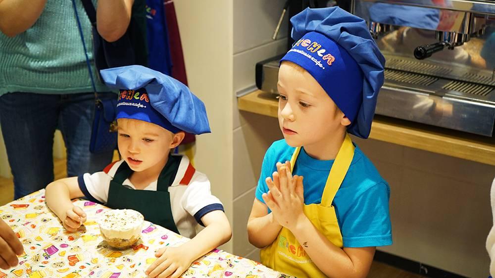 Новое кафе Kitchen открылось в Крылатском