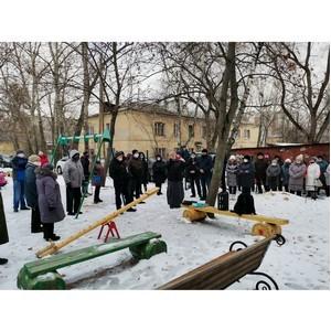 ОНФ просит власти Воронежа разобраться с бросившей дом УК