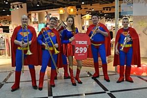 В Екатеринбурге открылся магазин Твое увеличенного формата