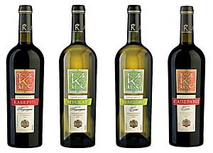 Холдинг «Даймонд» представил новый бренд – вино «Кубанская Корона»
