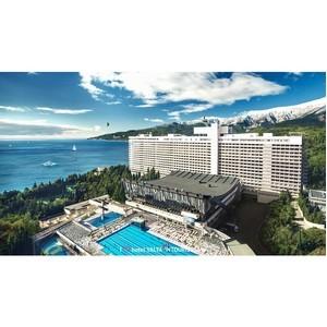 Отель Yalta Intourist стал лауреатом премии «Лучшие в России - 2020»