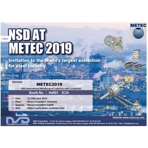 Промышленные датчики и системы контроля от NSD Trading Corporation