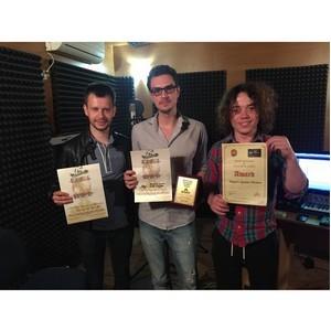 Дмитрий Сысоев успешно представил Украину на международном фестивале популярной музыки