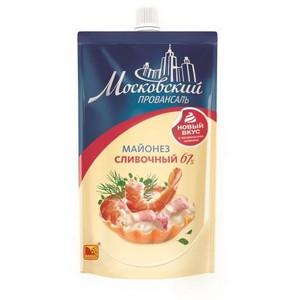 «Московский Провансаль «сливочный» холдинга «Солнечные продукты» отметил год успешных продаж