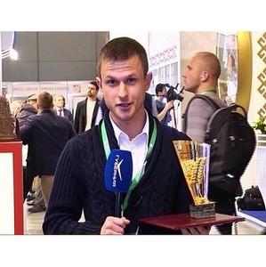 «Агрокурьер» ТРК «Губерния» получил награду на всероссийском конкурсе «Моя земля - Россия»