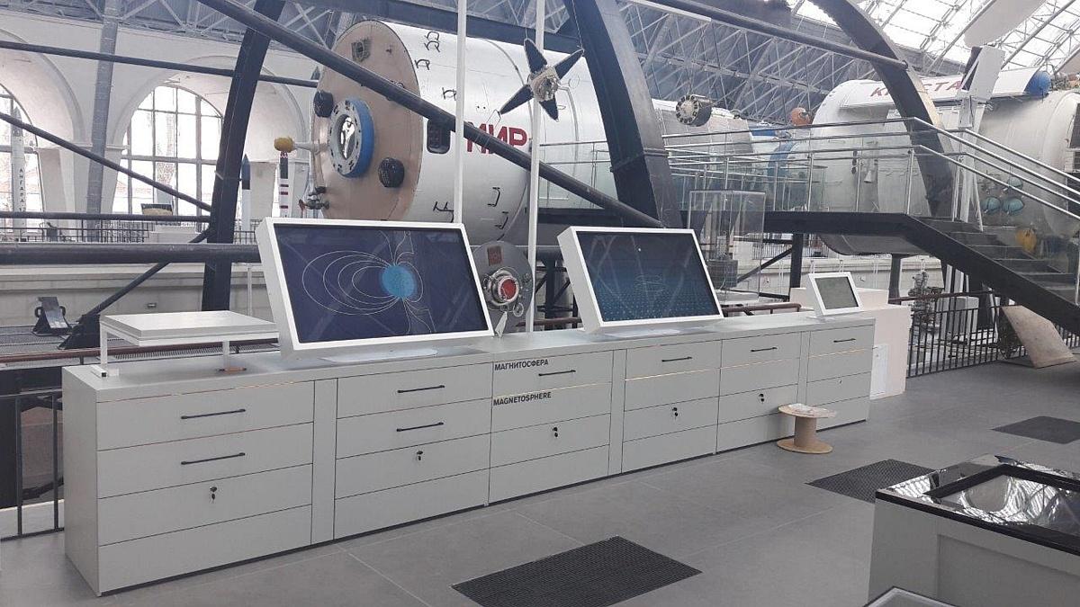 IPPON обновил системы защиты электропитания в павильоне ВДНХ