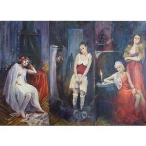 Современное искусство. Российская художница Светлана Малахова