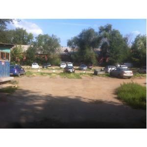 Автопарковка возле бани оказалась незаконной