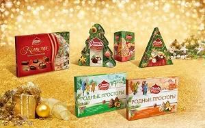 «Нестле» представляет праздничную серию шоколадных конфет «Россия» — Щедрая Душа!»