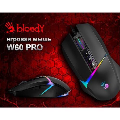 Бренд Bloody представил мышь W60 Pro