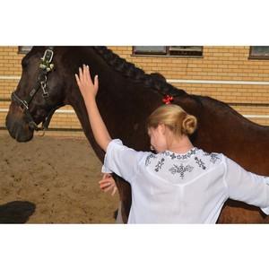 Психологи КФУ развивают новое для России направление психологической коррекции с помощью лошадей