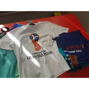 Ярославские таможенники выявили контрафактную одежду с символикой FIFA
