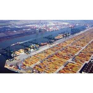 Грузооборот порта Антверпен увеличился на 5,5% за девять месяцев 2015 года
