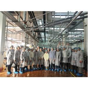 Всемирный день качества на фабрике «Баскин Роббинс»