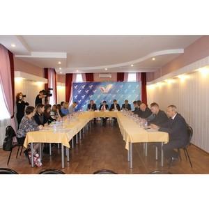 В Курганской области состоялась региональная конференция ОНФ
