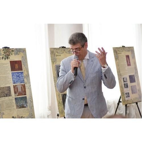 В Костроме работает выставка «Россия Александра Островского»