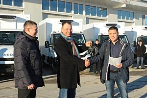 Волгоградская компания «Агрофарт» сделала выбор в пользу надежности и комфорта нового Iveco Daily