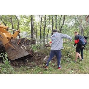Амурская область присоединилась к акции ОНФ «Генеральная уборка страны»