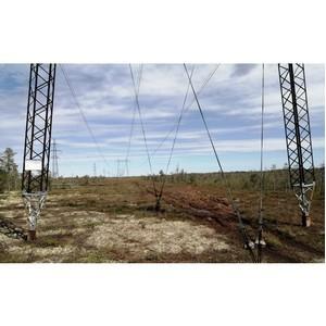 «Россети ФСК ЕЭС» модернизирует линию, соединяющую Югру и Ямал