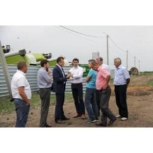 Посещение предприятия «Агро-союз Дальний Восток»