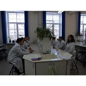 Об опыте дуального обучения студентов в НТИ НИЯУ МИФИ  рассказали представители Свердловского РО