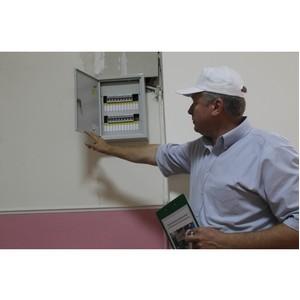 По обращению ОНФ в КБР заменили проводку в одной из школ Нальчика