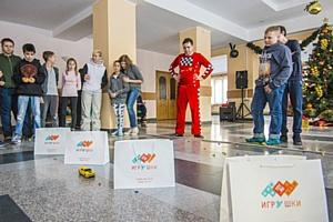 Toy.ru совместно с Фондом Константина Хабенского и АНО Дети провели благотворительный заезд