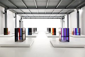 Экспозиция «LG и Токуджин Йошиока: S.F_Senses of the Future» на Неделе дизайна в Милане