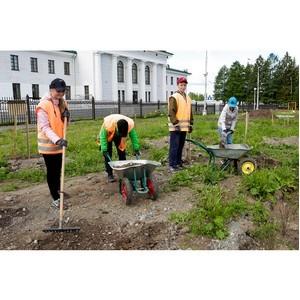 УВЗ обеспечивает школьников работой на лето
