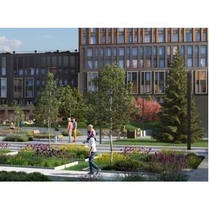 Бюро Gillespies создаст ландшафтный парк в комплексе «Правда»