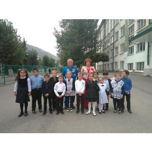 ОНФ в Кабардино-Балкарии организовал встречу школьников с космонавтом Федором Юрчихиным