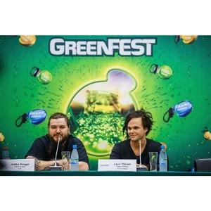 Впервые за свою историю легендарный фестиваль Greenfest прошел в Краснодаре