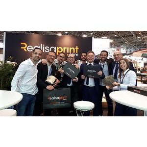 Типография Realisaprint.com стала первым покупателем AccurioJet KM-1 от Konica Minolta во Франции