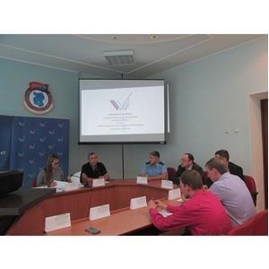 Активисты ОНФ в Омской области предложили пути решения проблемы небезопасных детских площадок