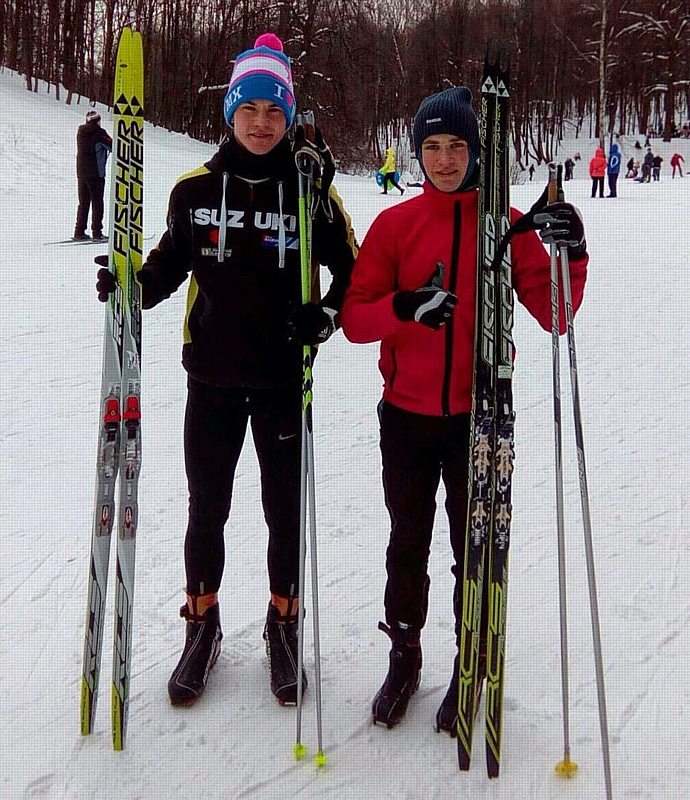 Спортсмены РАНХиГС стали призерами открытого Чемпионата Дзержинска по лыжным гонкам