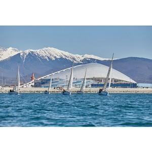 В порту курорта «Имеретинский» завершилась зимняя серия гонок Sochi Winter Cup 2016/2017