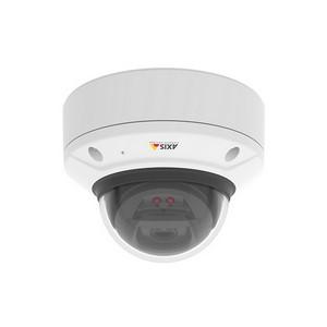 Новые антивандальные купольные камеры с ИК подсветкой бренда Axis