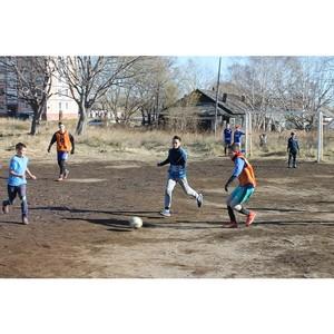 Активисты ОНФ на Камчатке провели мероприятие в рамках проекта «Равные возможности – детям»