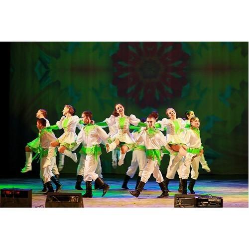 Дом дружбы народов Чувашии: танцуем русский народный танец вместе
