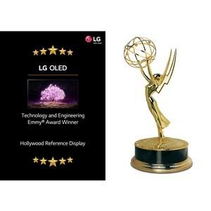 Телевизоры LG Oled удостоены награды на 72-й ежегодной премии