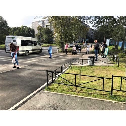ОНФ в Карелии: остановки в Петрозаводске необходимо привести в порядок