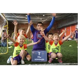 Чемпионика, Nickelodeon и Jogel проведут новогодний футбольный турнир для детей