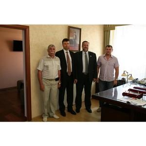 П.С. Дорохин: «Народные предприятия могут многое сделать во благо Калужской области»