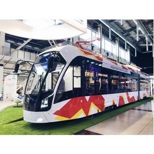 Новый  трамвай «Богатырь М» начал тестовую эксплуатацию в Челябинске